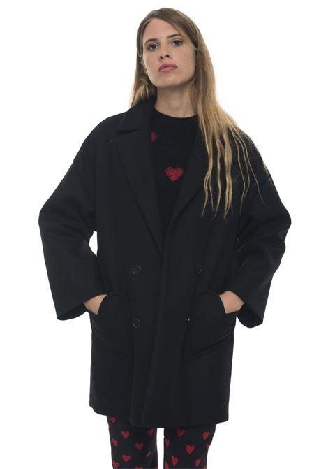 Wide coat Red Valentino | 1631859650 | SR3CAA80-4970NO