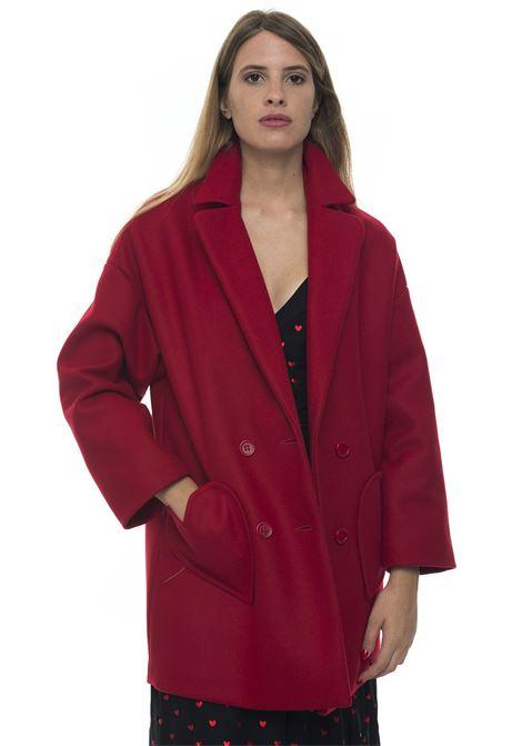 Wide coat Red Valentino | 1631859650 | SR3CAA80-497D05