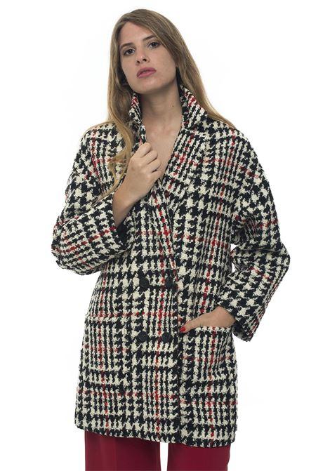 Double-breasted coat Red Valentino | 1631859650 | SR3CAA82-4990NO