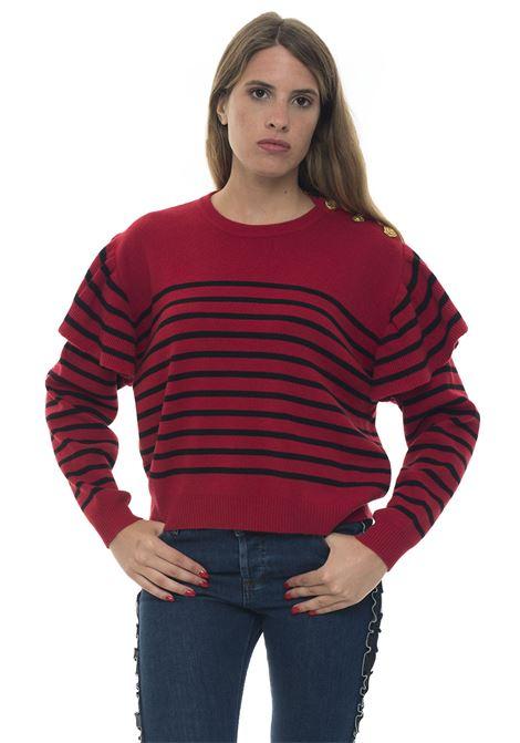 Maglia in lana Red Valentino | 7 | SR3KCB14-4GHJXM