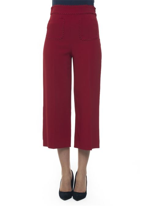 Wide trousers Red Valentino | 9 | SR3RBB20-2EUD05