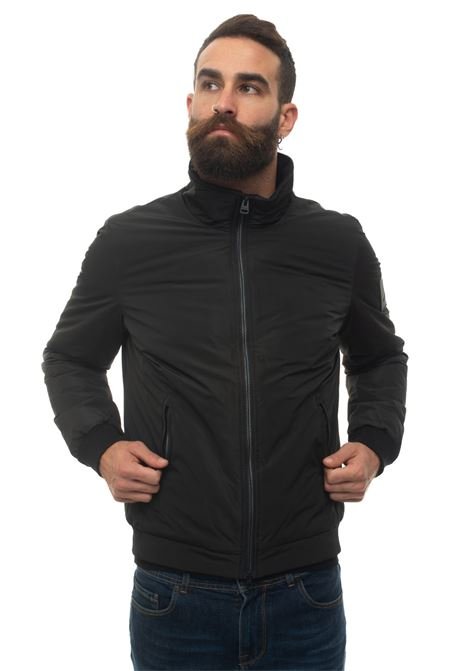 DASTER Bomber jacket Refrigue | -276790253 | DASTER-R57647YEU2MBLACK