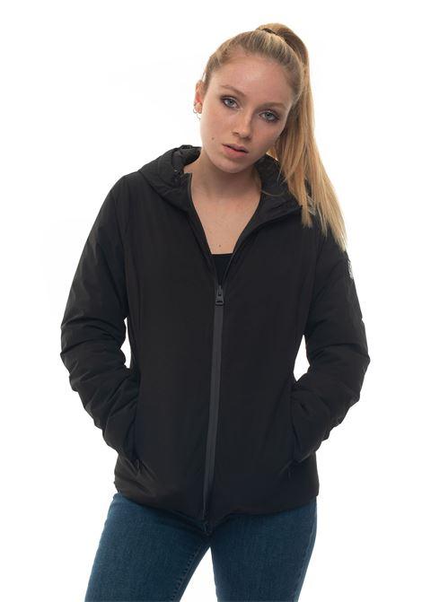 HEMMA Short harrington jacket Refrigue | -276790253 | HEMMA-R57643HYU2WBLACKBLACK