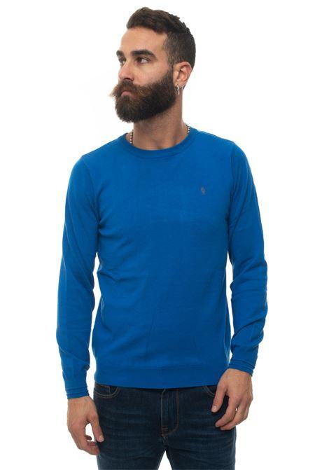 SWEATER Round-necked pullover Refrigue | 7 | SWEATER-R40537AVU2MDARK ROYAL