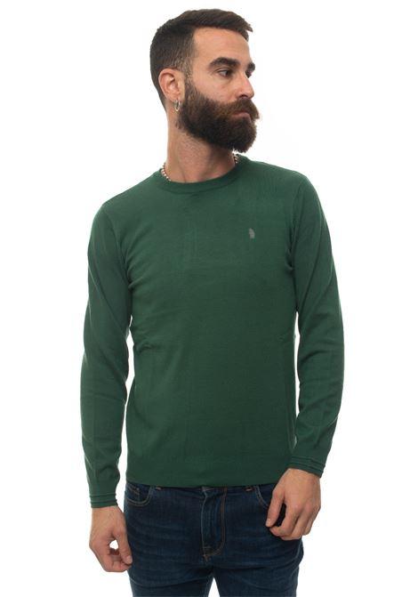 SWEATER Round-necked pullover Refrigue | 7 | SWEATER-R40537AVU2MFOREST