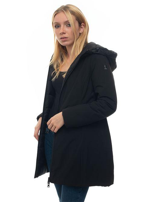 SYN medium lenght harrington jacket Refrigue | 20000057 | SYN-R69377HYU2WBLACKBLACK