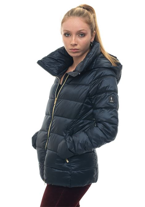 VILA quilted jacket Refrigue | -276790253 | VILA-R57677RKU2WDARK BLUE