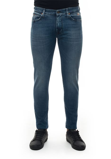 517-DENIM ELAST-SABA 5 pocket denim Jeans Roy Rogers | 24 | 517-MAN DENIM ELAST-SABA