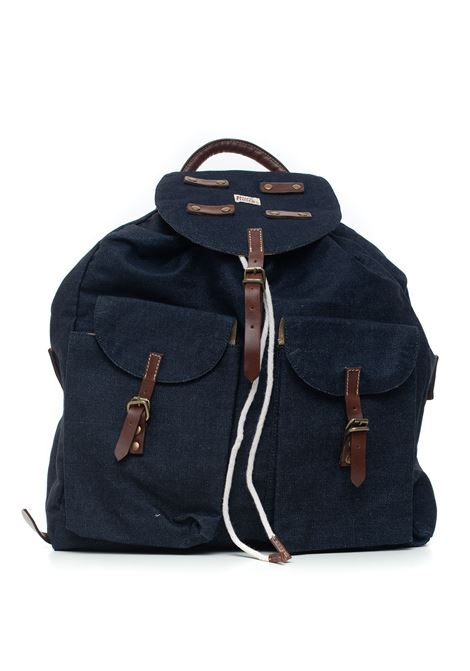 Canvas rucksack Roy Rogers | 5032307 | BACKPACK UNISEX DENIM977