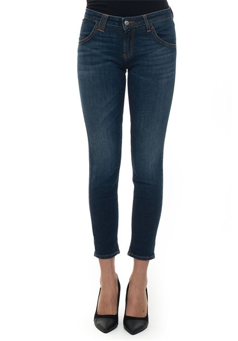 ELIONOR CINDY stitched jeans Roy Rogers | 24 | ELIONOR WOMAN D.E.CINDY