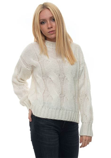 HALF NECKT WIST wool jumper Roy Rogers | 7 | HALF NECK TWIST976
