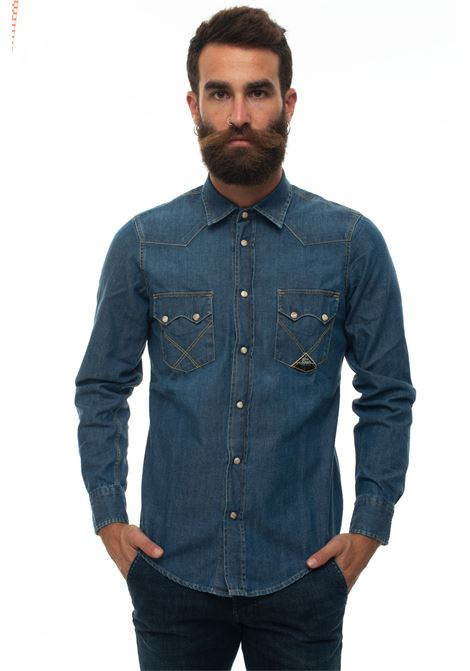 SHIRT JOSHUA MIKE Denim shirt Roy Rogers | 6 | SHIRT JOSHUA MANDENIM MIKE