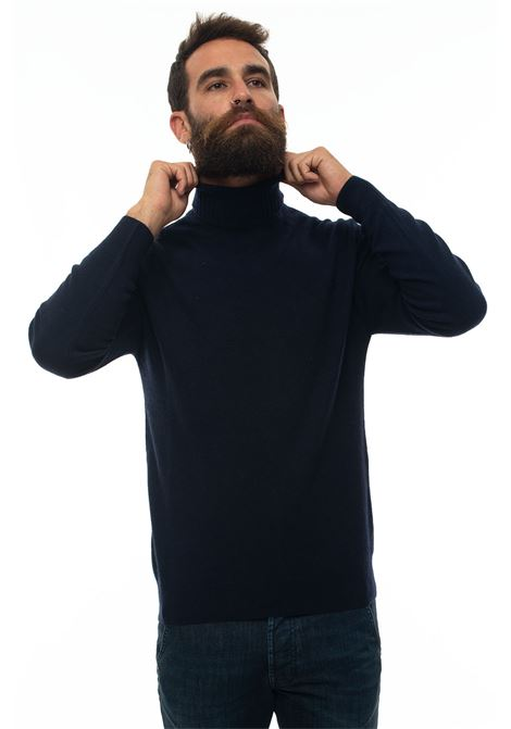 Turtleneck pullover Roy Rogers | 7 | TURTLE NECK MAN WOOL001
