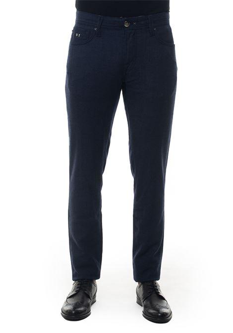 Pantalone 5 tasche Leonardowool Tramarossa | 9 | LEONARDO WOOL-W0640550