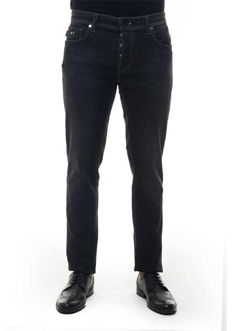 Leonardo 5 pocket denim Jeans Tramarossa | 24 | LEONARDO-D4349I46