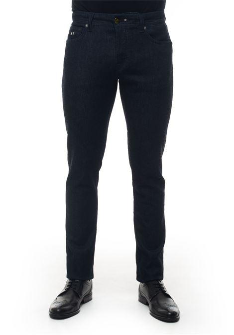 Leonardo 5 pocket denim Jeans Tramarossa | 24 | LEONARDO-D435BA