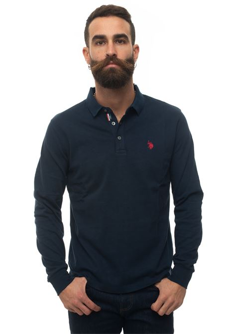 Polo shirt long sleeves US Polo Assn | 2 | 52415-47773179