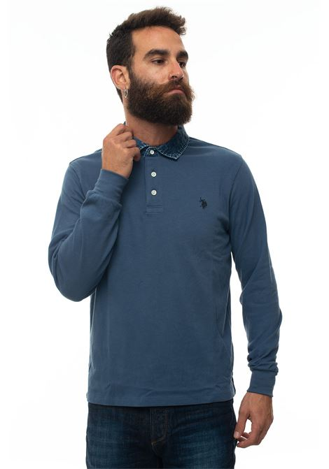 Polo shirt long sleeves US Polo Assn | 2 | 52420-47773278