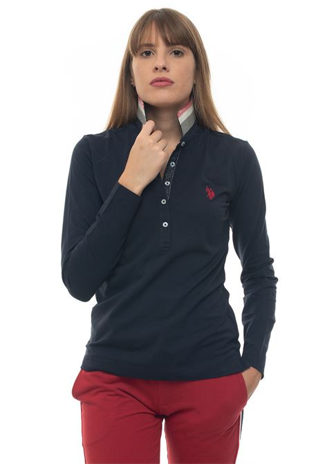 Polo shirt long sleeves US Polo Assn | 2 | 52504-47627179