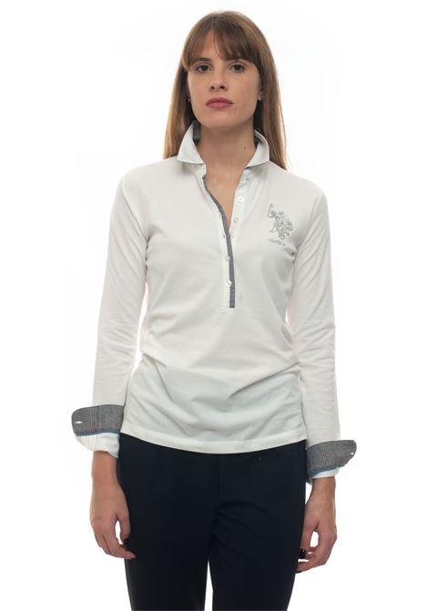 Polo shirt long sleeves US Polo Assn | 2 | 52510-48439101