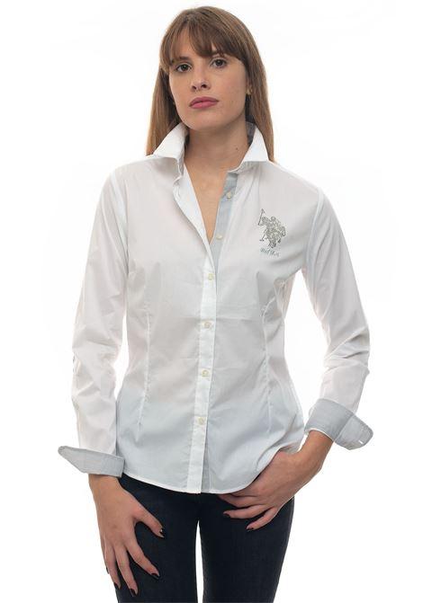 Camicia da donna US Polo Assn | 6 | 52515-51702100