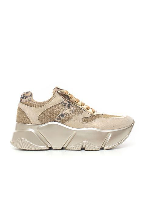 Sneakers con rialzo allacciata Monster Voile Blanche | 5032317 | 00120142290Q06