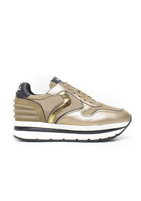 Sneakers in tela e pelle Voile Blanche | 5032317 | 00120142581E07