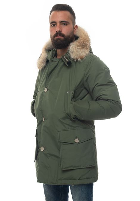 Giaccone con 4 tasche ARCTIC PARKA DF Woolrich | 20000057 | WOCPS2880-UT0108GST