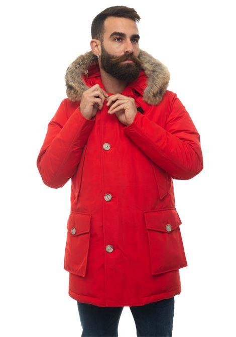 Artic Parka four pocket jacket Woolrich | 20000057 | WOCPS2880-UT0108MSC