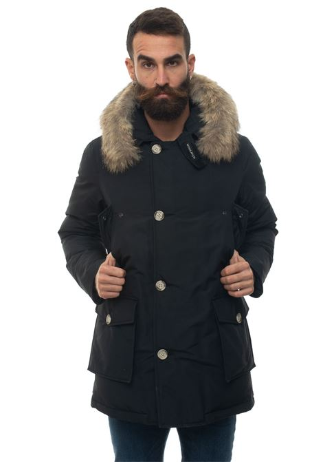 ARCTIC PARKA DF four pocket jacket Woolrich | 20000057 | WOCPS2880-UT0108NBL