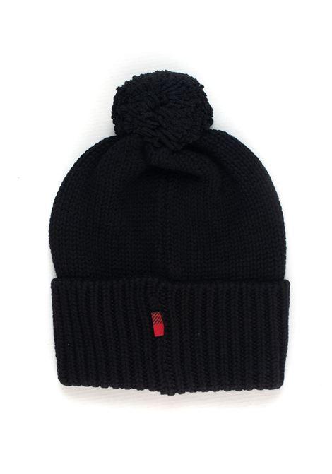 Rib hat with pom poms Woolrich | 5032318 | WWACC1460-UF0096100