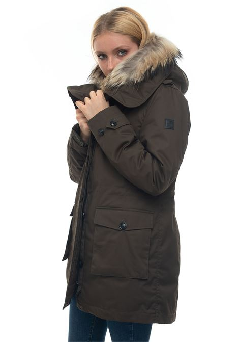 W'S SCARLETT PARKA hooded jacket Woolrich | 20000057 | WWCPS2760-UT19746992
