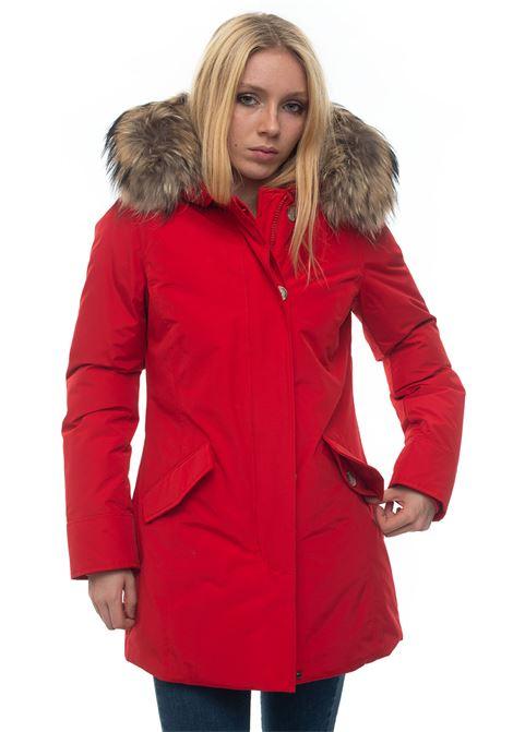 Giaccone con cappuccio W'S Arctic Parka Fr Woolrich | 20000057 | WWCPS2762-UT001MSC