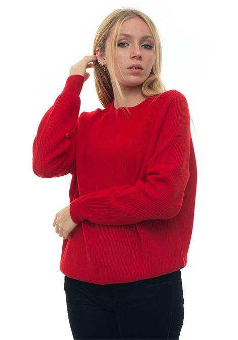 Pullover girocollo W'S Wool Cashmere Crew Neck Woolrich | 7 | WWMAG1797-UF03675405
