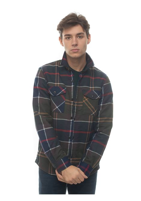 Fabric harrington jacket Barbour | -276790253 | M0S0117TN11