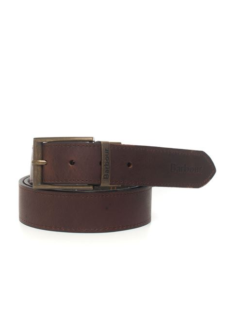 Reversible belt Barbour | 20000041 | MAC0364TN11