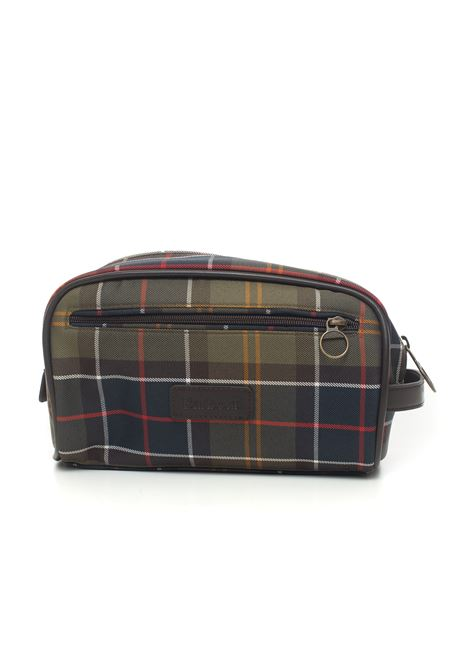 Pochette in tessuto Barbour | 62 | MAC0396TN11