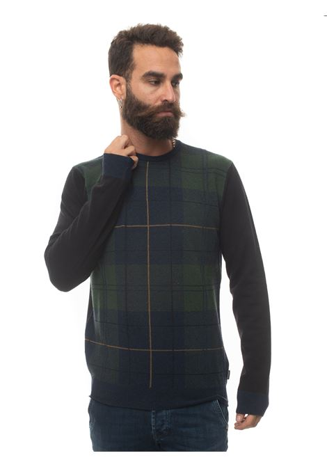Round-neck pullover Barbour | 7 | MKN1121BK31