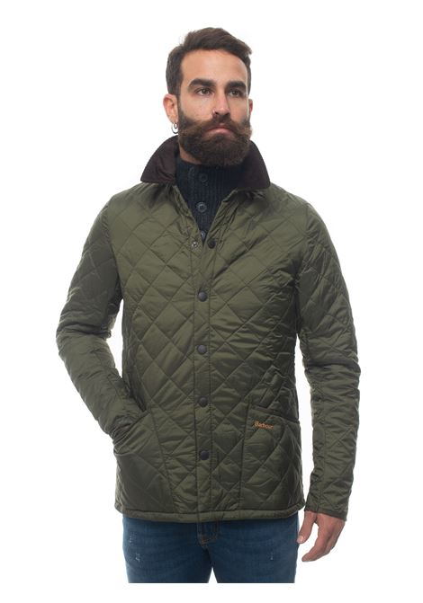 Heritage Liddesdale short down jacket Barbour | 3 | MQU02400L71
