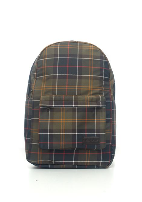 Canvas rucksack Barbour | 5032307 | UBA0530TN11