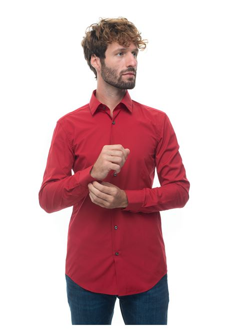 Dress shirt BOSS | 6 | ISKO-50413741620