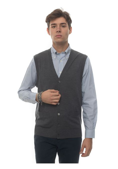 Vest Brooks Brothers | 20000101 | 127526CHARCOAL