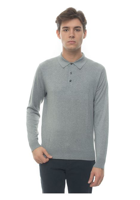 Polo manica lunga Brooks Brothers | 2 | 136500MED GREY