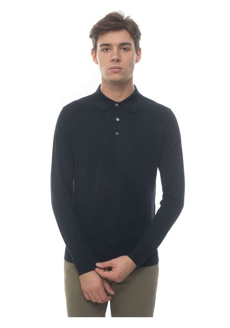 Polo shirt long sleeves Brooks Brothers | 2 | 136505NAVY