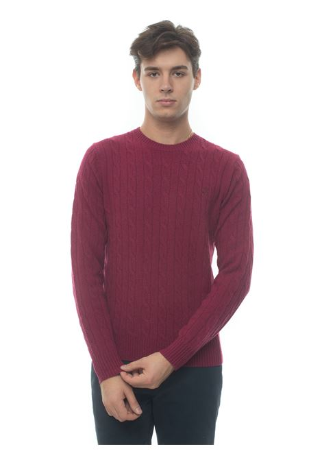 Round-neck pullover Brooks Brothers | 7 | 146074MAGENTA