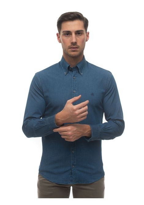 Casual shirt Brooks Brothers | 6 | 173123BLU
