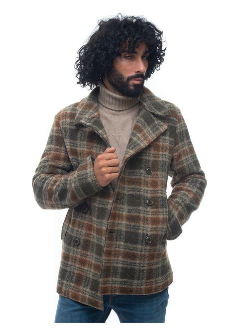 Giaccone pea-coat doppio-petto Brooksfield | 20000057 | 207A-A051V0032