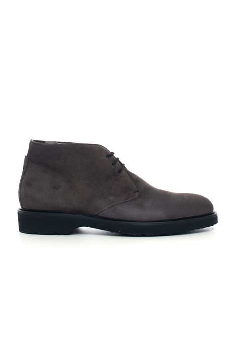 Suede ankle boots Canali | 12 | 653223-RB00361112