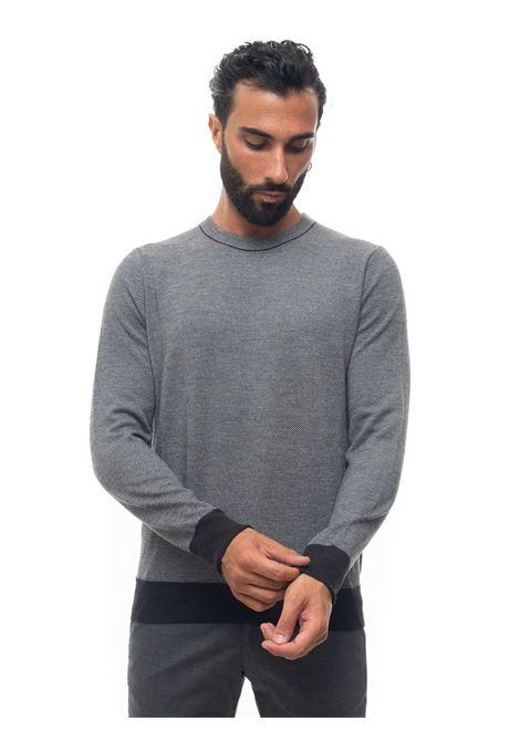 Pullover girocollo Canali | 7 | C0731-MK00983101