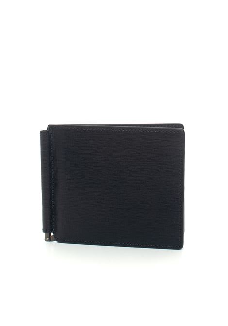 Wallet with money clip Canali | 63 | P310705-NA00053110
